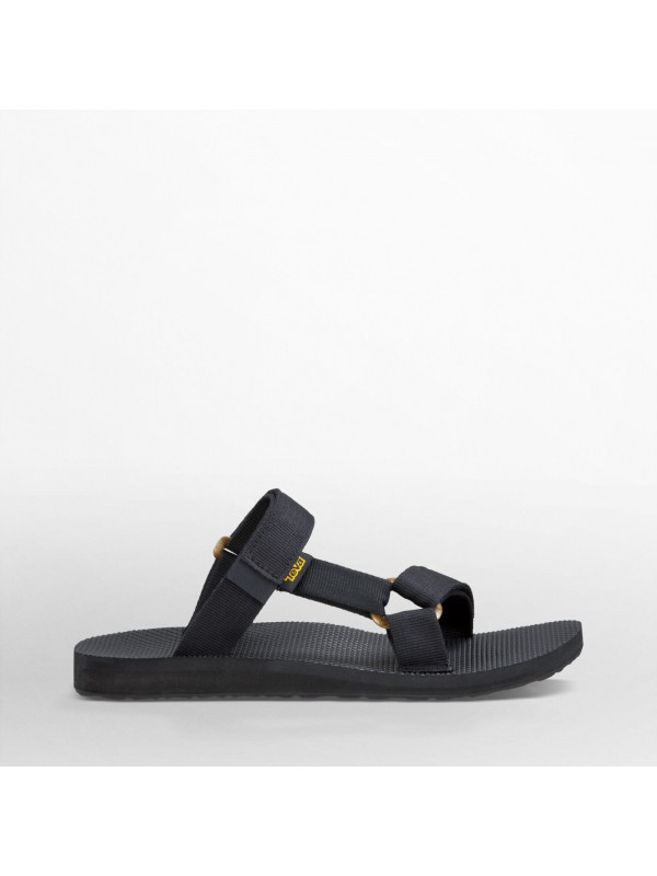 Teva Mens Universal Slide : Black