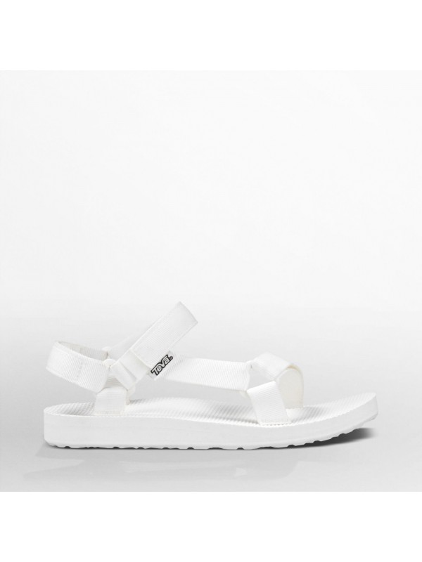 Teva Womens Original Universal : White