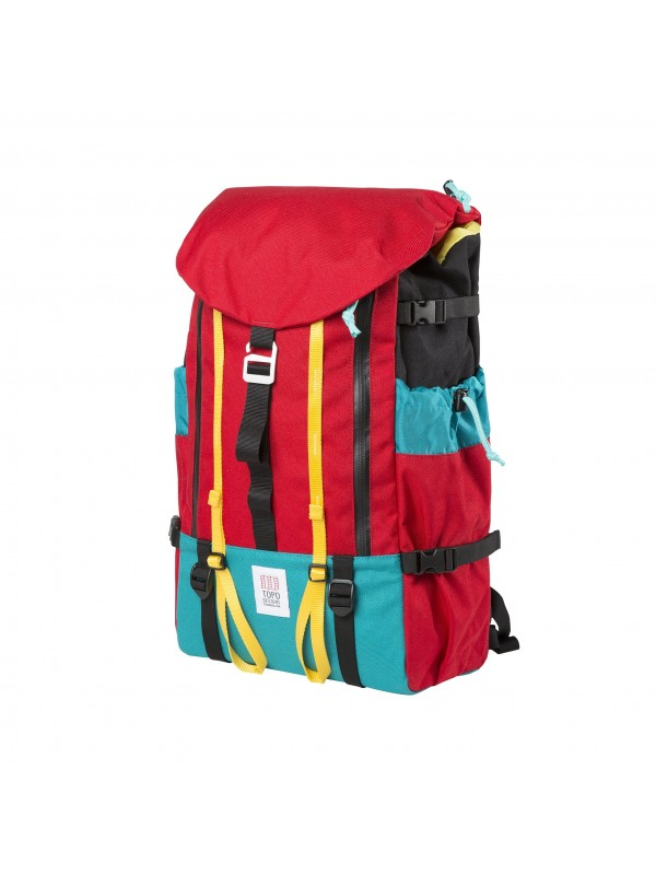 Topo Designs Mountain Pack 30L : Red