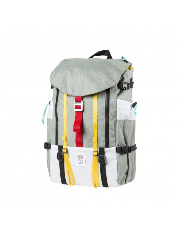 Topo Designs Mountain Pack 30L : Silver
