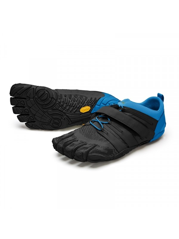 Vibram FiveFingers V-Train 2.0 : Black Blue