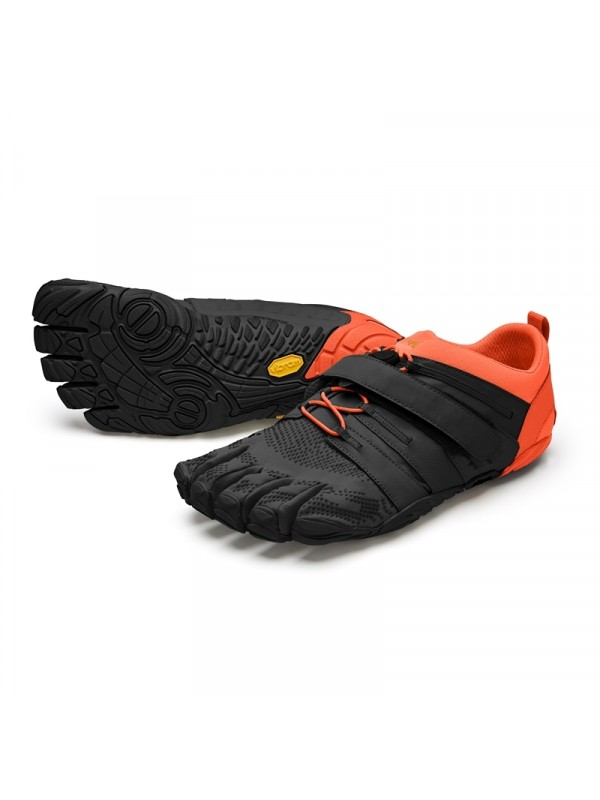Vibram FiveFingers V-Train 2.0 : Black Orange
