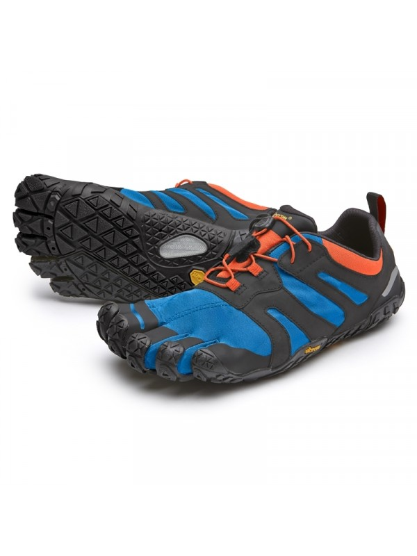 Vibram Five Fingers V - Trail 2.0 : Blue / Orange