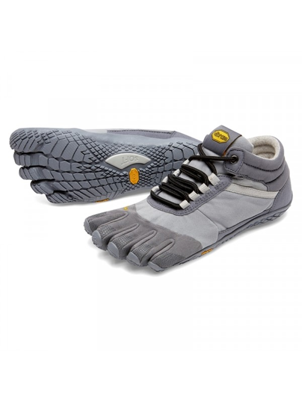 Vibram Five Fingers Womens Trek Ascent Insulated : Grey