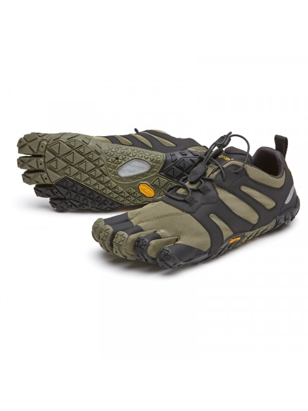 Vibram Five Fingers V - Trail 2.0 : Ivy / Black