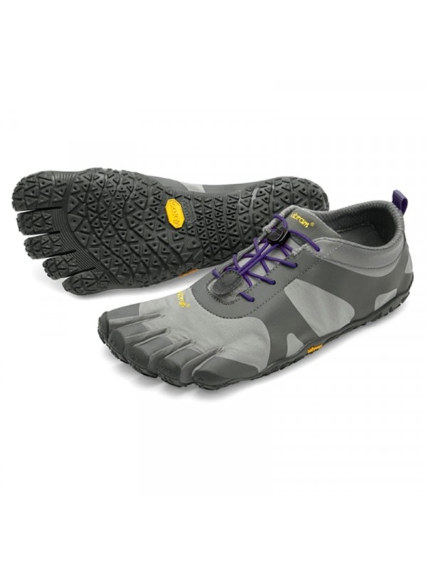 Vibram Five Fingers Womens V-Alpha: Grey / Violet