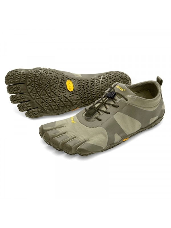 Vibram Five Fingers Womens V-Alpha: Sand / Khaki