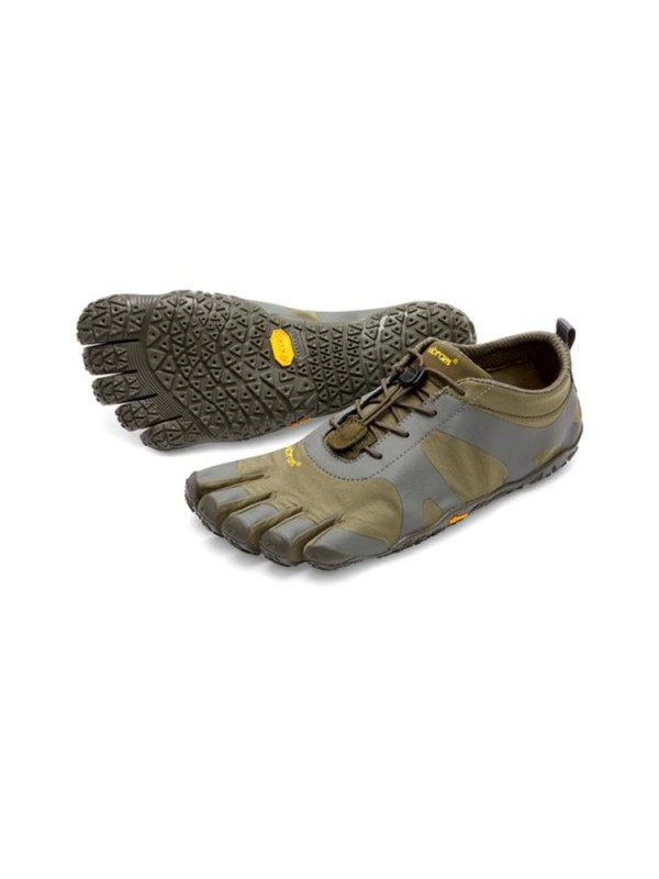 Vibram Five Fingers V-Alpha : Military Dark Grey