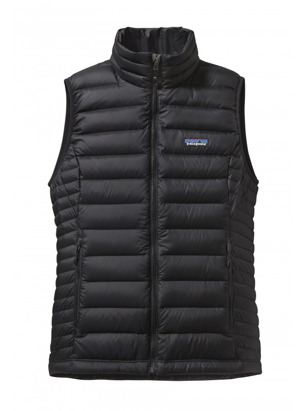 Patagonia Women's Down Sweater Vest : Black