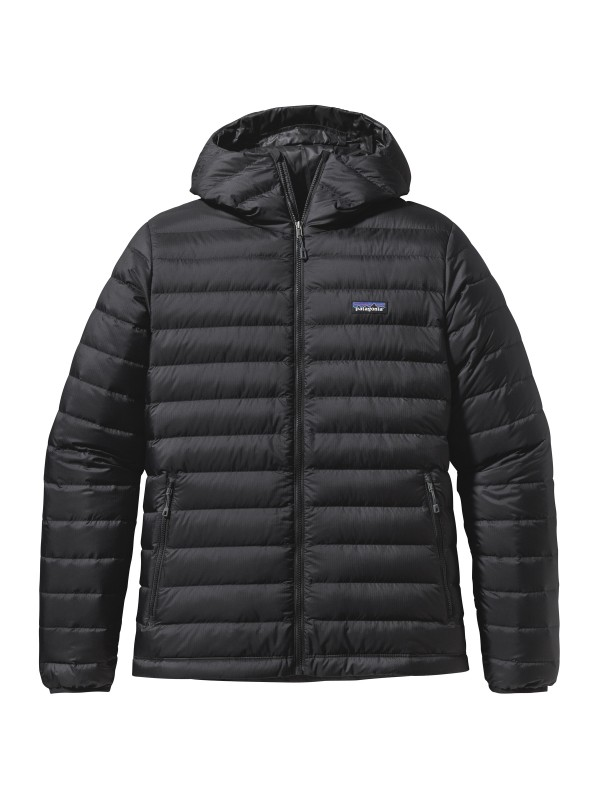 Patagonia Black Down Sweater Hoody