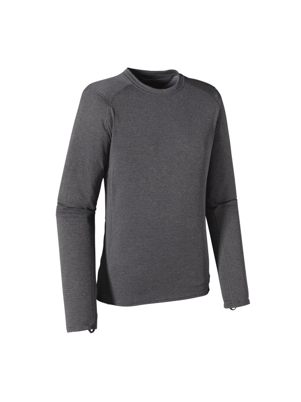 Patagonia Men's Capilene® Thermal Weight Crew : Forge Grey - Feather Grey