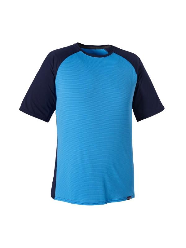 Patagonia Men's  Capilene Lightweight T-Shirt : Electron Blue