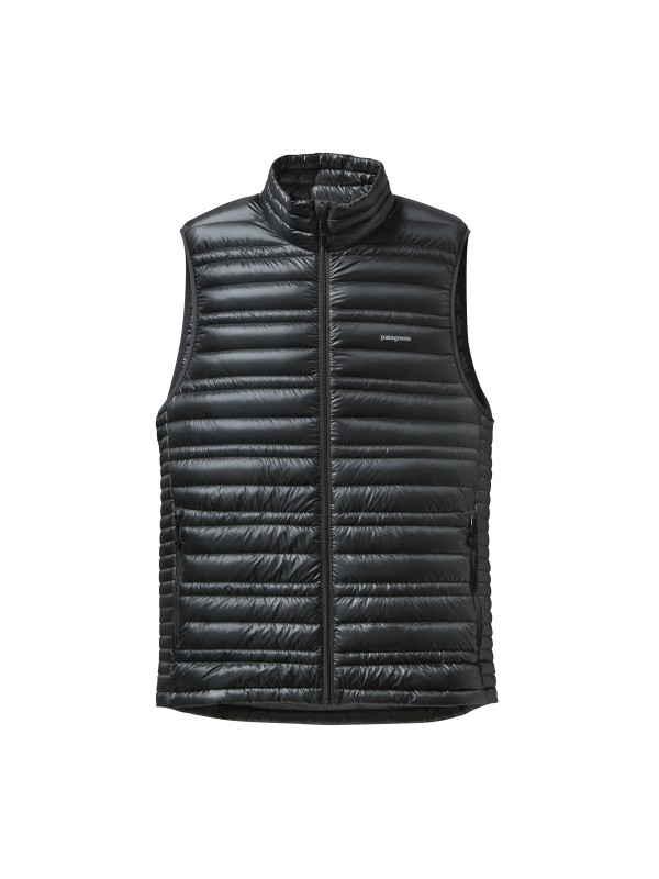 Patagonia Forge Grey Ultralight Down Vest