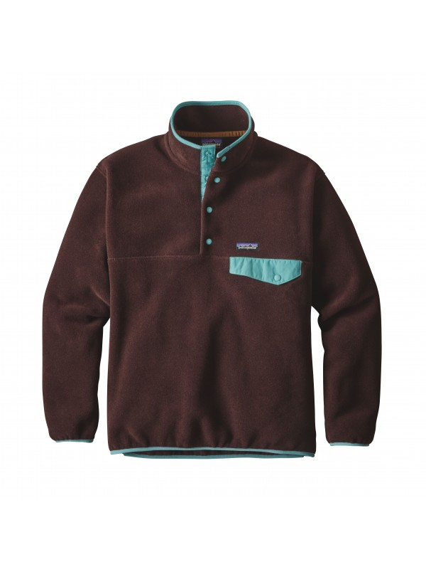 Patagonia Wander Brown Synchilla® Snap-T Fleece Pullover