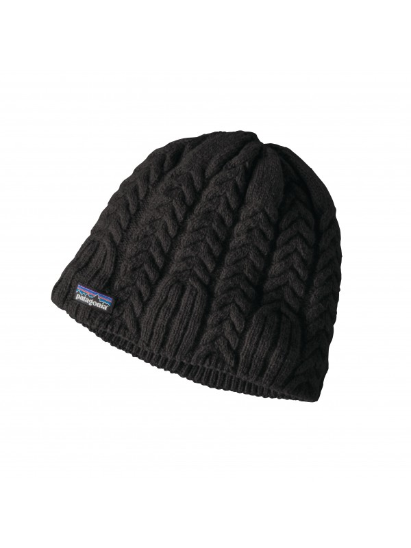 Patagonia Women's Cable Beanie : Black