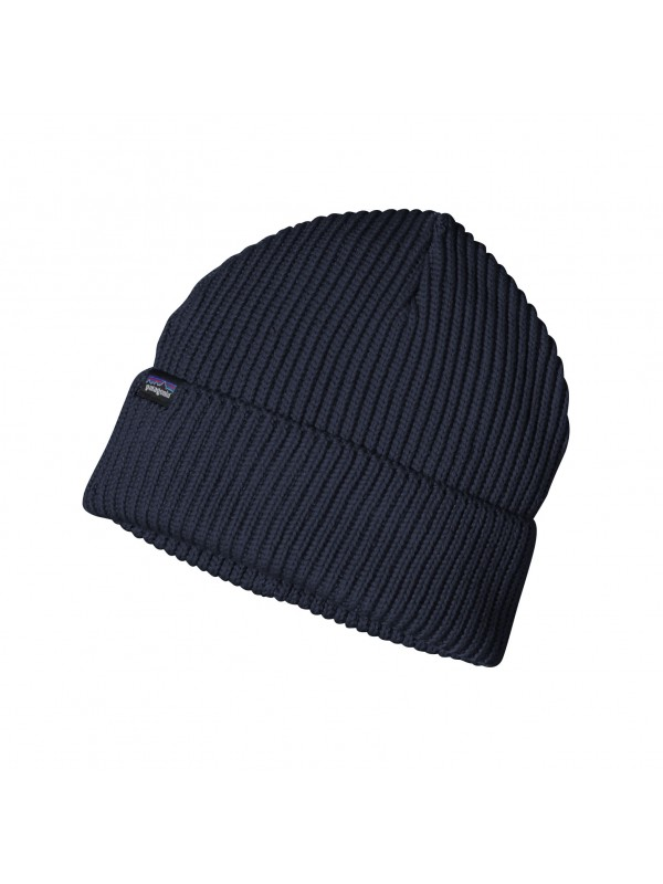 Patagonia Fisherman's Rolled Beanie-Navy Blue (NVYB)-One Size