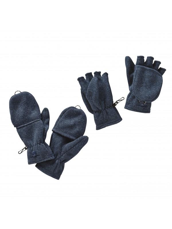Patagonia Women's Better Sweater Fleece Gloves Classic Navy