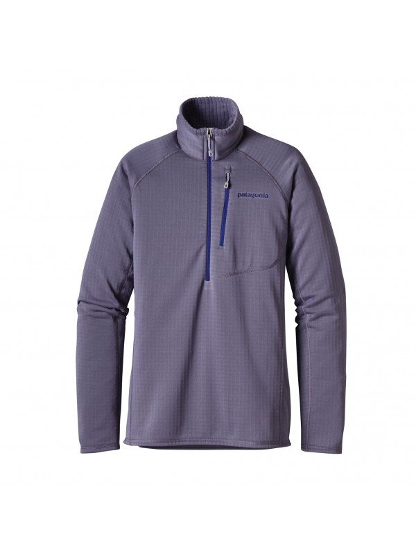 Patagonia Women's R1 Fleece Pullover : Lupine