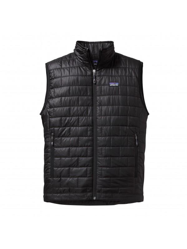 Patagonia Nano Puff Vest : Black