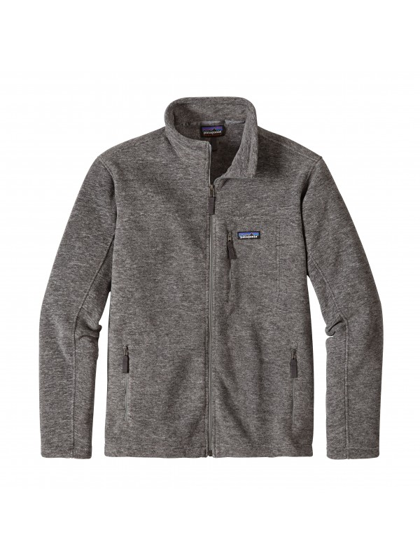 Patagonia Mens Classic Synchilla® Fleece Jacket : Nickel