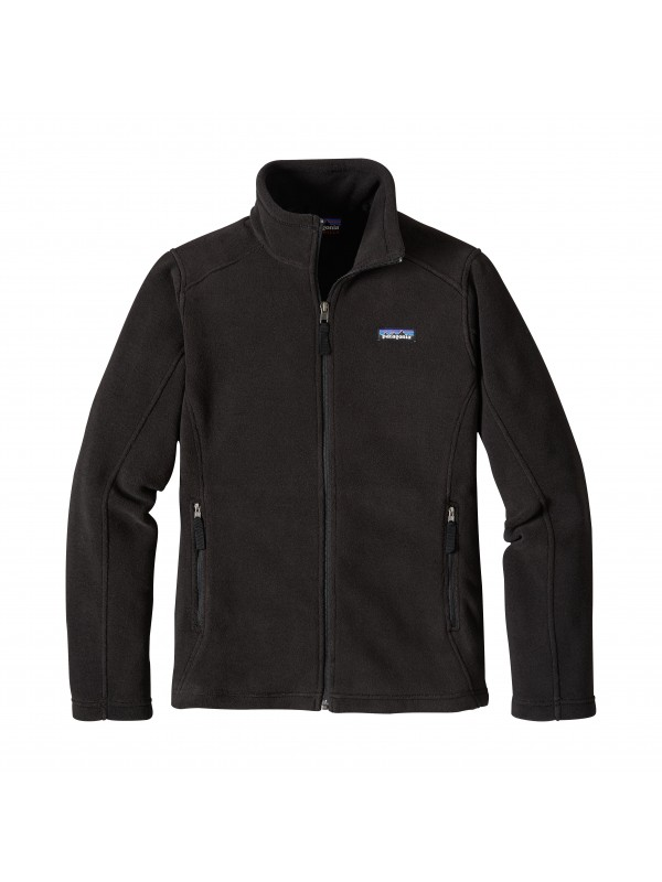 Patagonia Women's Classic Synchilla Fleece Jacket : Black