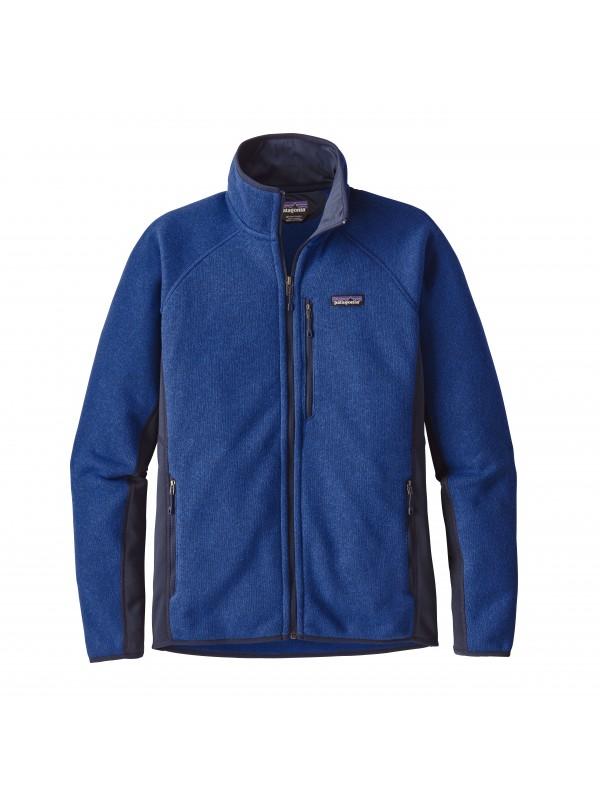 Patagonia Mens Viking Blue Performance Better Sweater Fleece Jacket