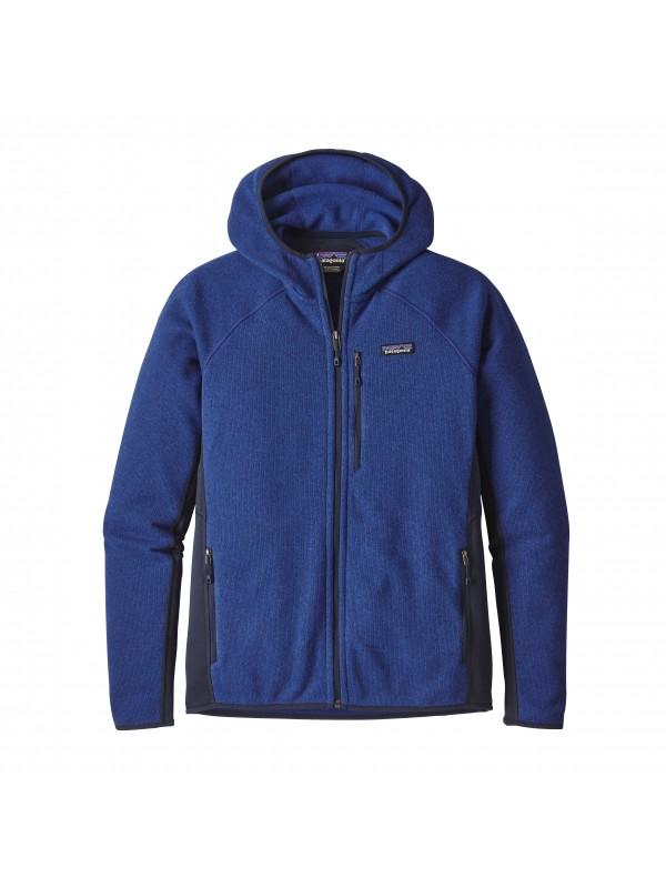 Patagonia Men's Viking Blue Performance Better Sweater Fleece Hoody