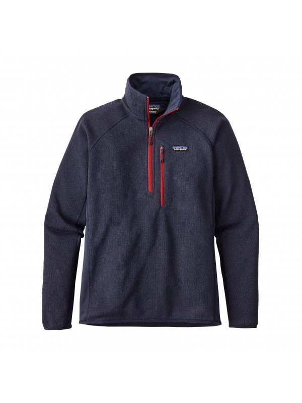 Patagonia Performance Better Sweater™ Fleece 1/4-Zip : Navy Blue