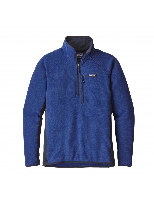 Patagonia Performance Better Sweater™ Fleece 1/4-Zip : Viking Blue