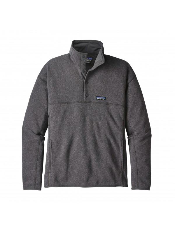 Patagonia Men's Forge Grey Better Sweater™ Marsupial Fleece Pullover