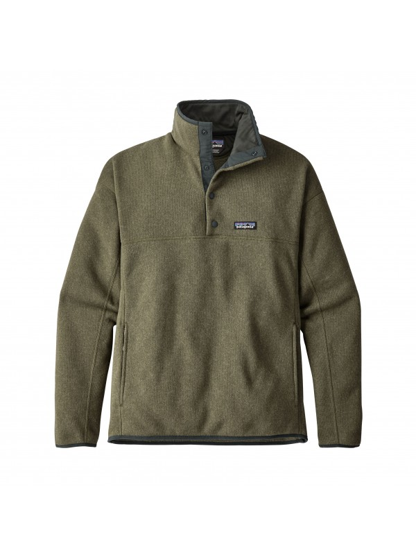 Patagonia Industrial Green Better Sweater™ Marsupial Fleece Pullover