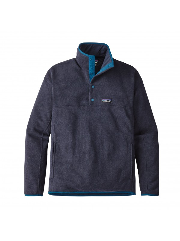Patagonia Men's Better Sweater™ Marsupial Fleece Pullover : Navy Blue