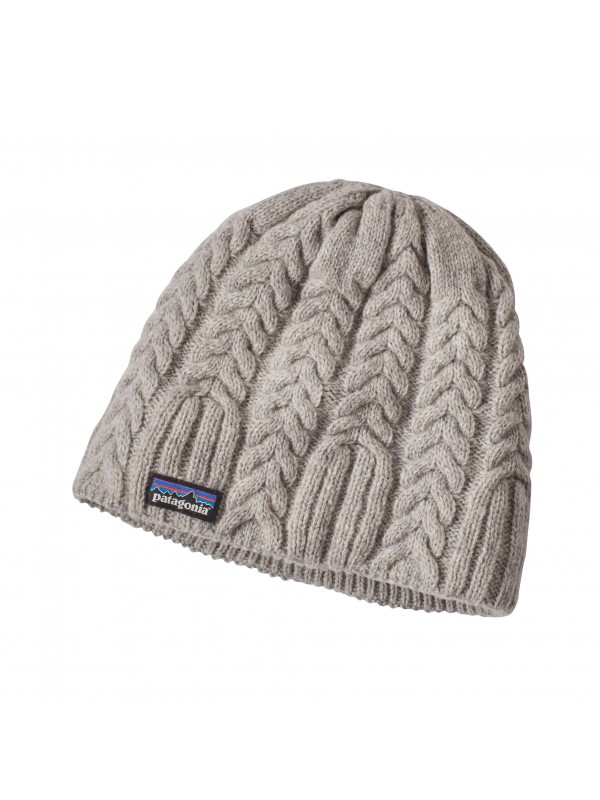Patagonia Women's Cable Beanie-Drifter Grey (DFTG)