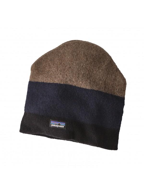 Patagonia Backslide Beanie -SMOLDER BLUE (SMDB)