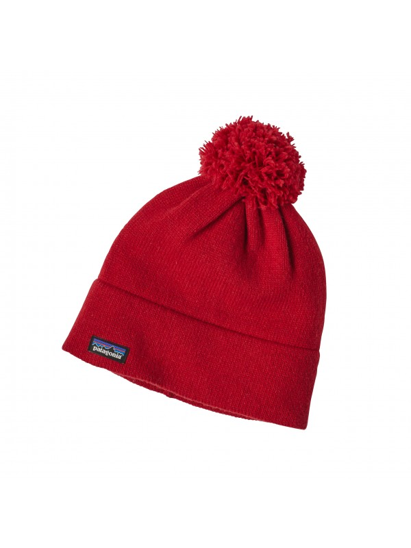 Patagonia Vintage Town Beanie -Classic Red (CSRD)