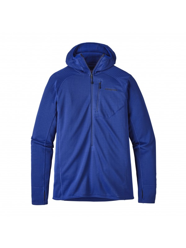 Patagonia Men's R1 Hoody : Viking Blue