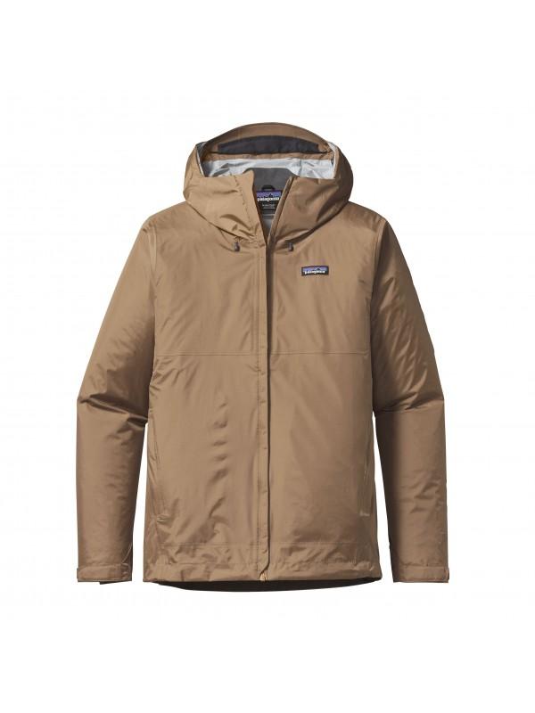Patagonia Mens Torrentshell Jacket ; Mojave Khaki
