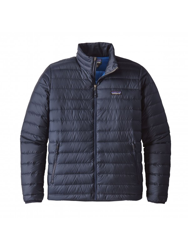 Patagonia Navy Blue Down Sweater