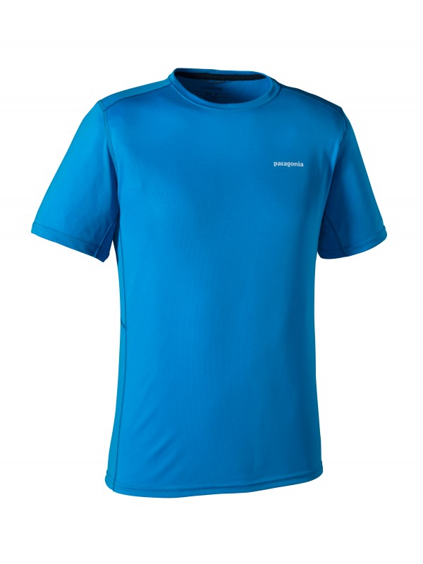 Patagonia Andes Blue Fore Runner Shirt