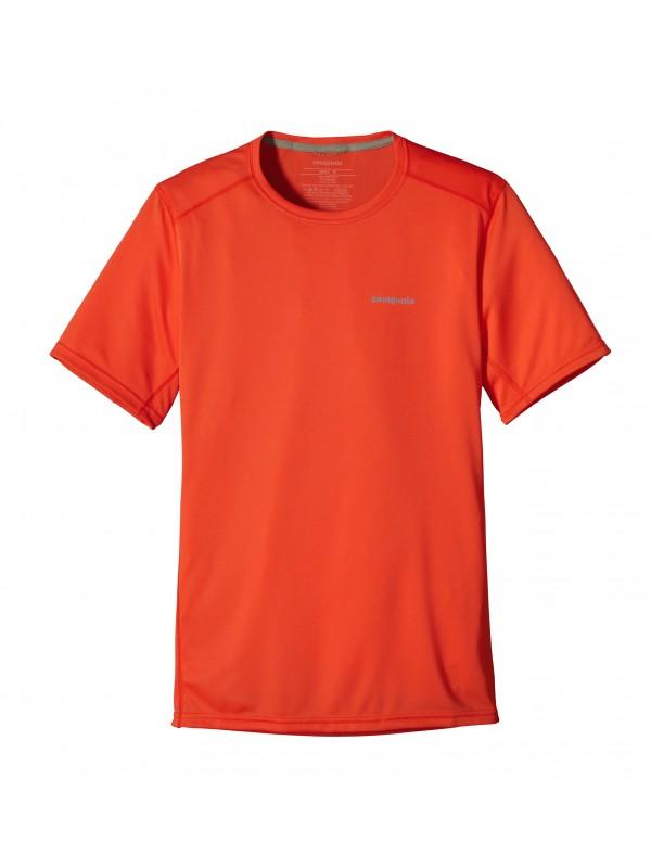 Patagonia Monarch Orange Fore Runner Shirt
