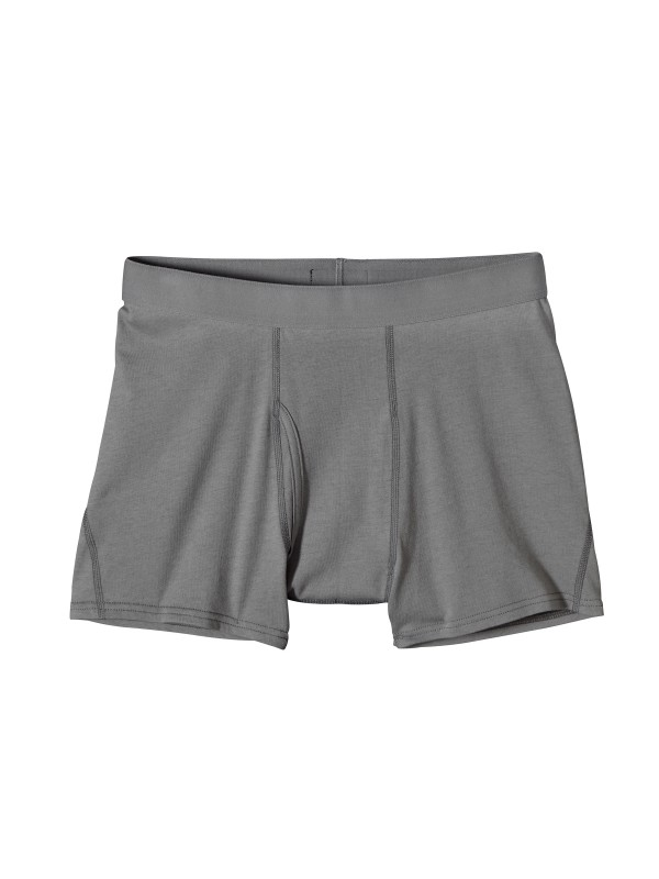 Patagonia Feather Grey Everyday Boxer Briefs
