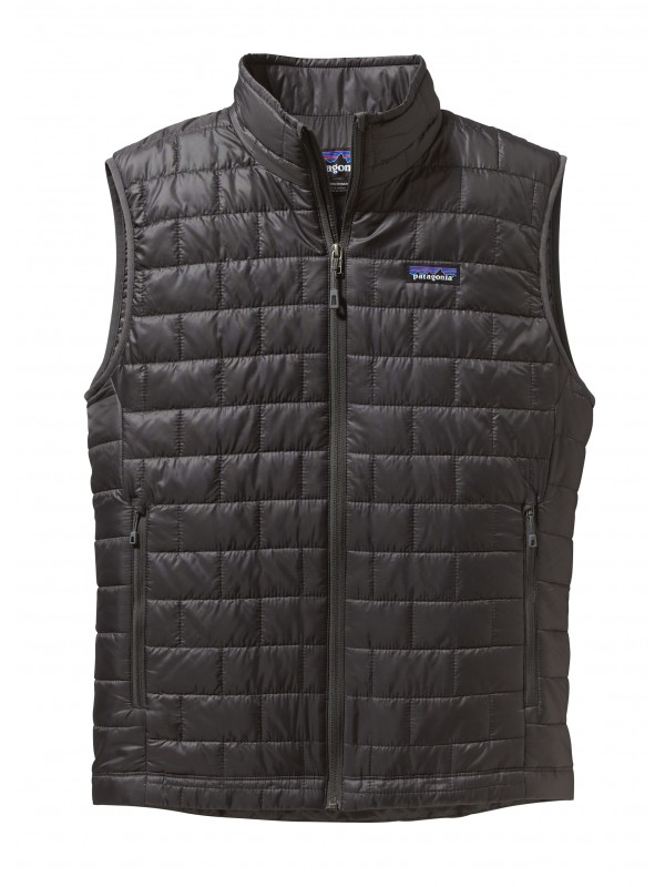 Patagonia Nano Puff Vest : Forge Grey