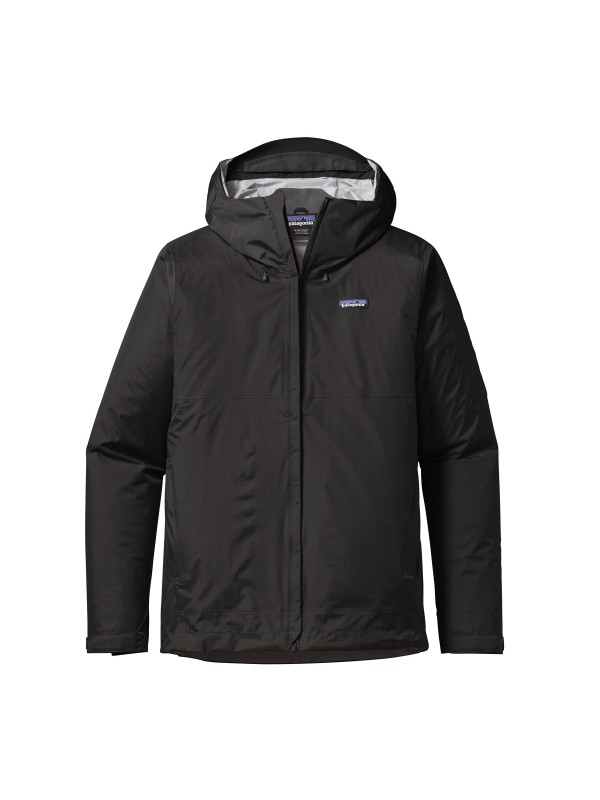 Patagonia Mens Torrentshell Jacket : Black