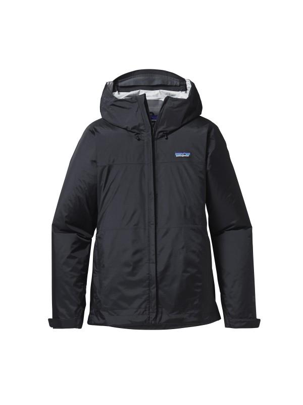 Patagonia Women's Torrentshell Jacket: Black