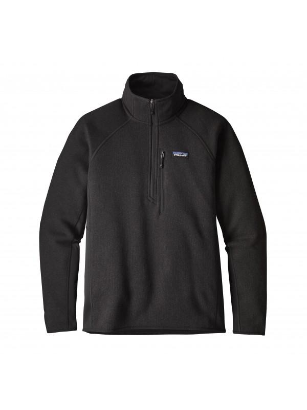 Patagonia Performance Better Sweater™ Fleece 1/4-Zip : Black