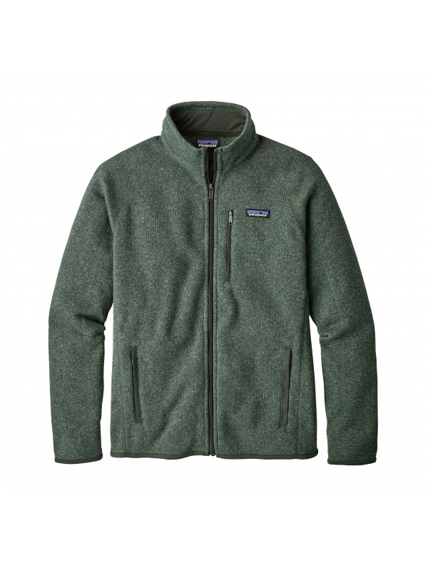 Patagonia Mens  Better Sweater Fleece Jacket : Pesto