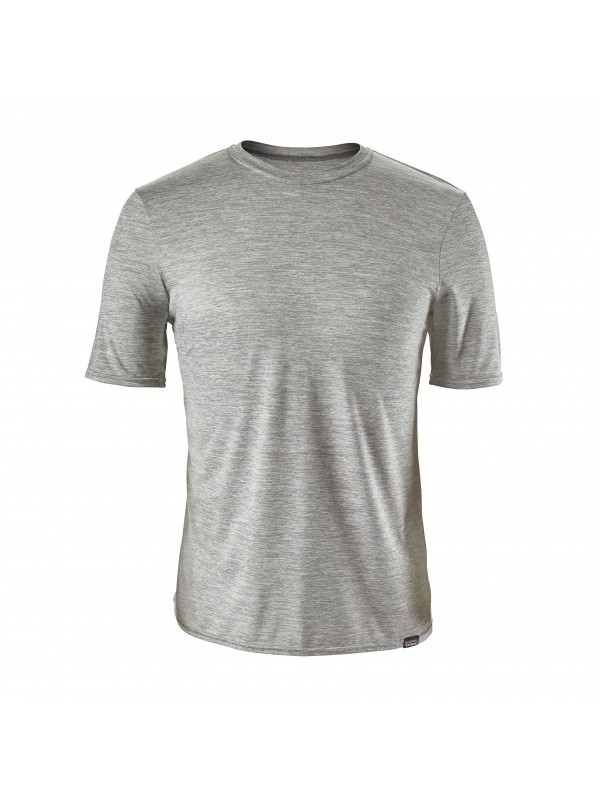 Patagonia Men's Feather Grey Capilene® Daily T-Shirt