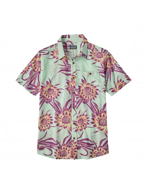 Patagonia Cereus Flower Men's Go To Shirt