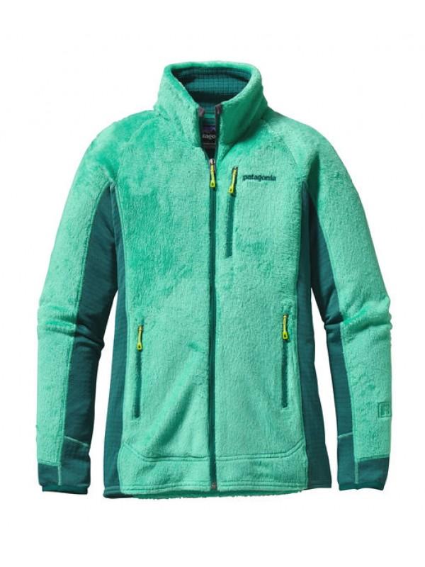 Patagonia Women's R2 Fleece Jacket : Aqua Stone
