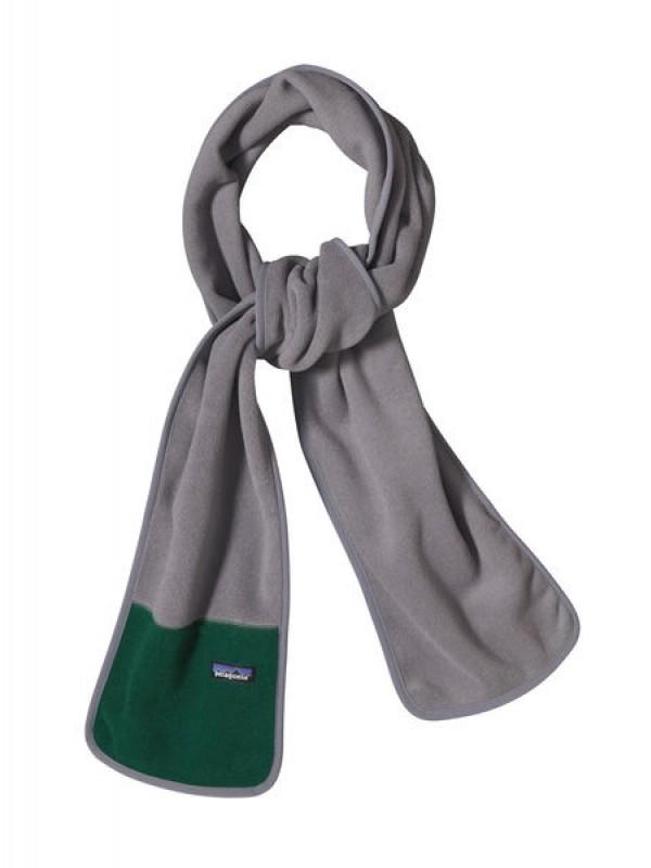 Patagonia Synchilla® Fleece Scarf-Nickel (NKL-744)